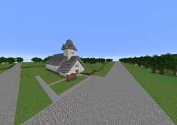 The Town of Ward, South Dakota [CANCELLED] Minecraft Map & Project