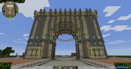 Big Arch Minecraft Map & Project