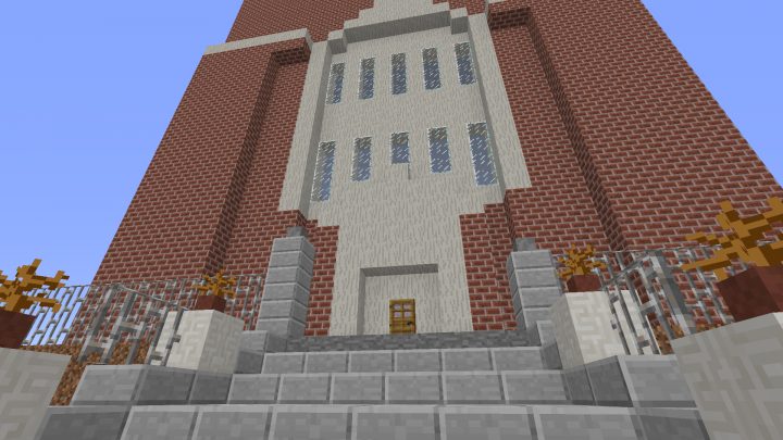 Church, no graveyard - partly done