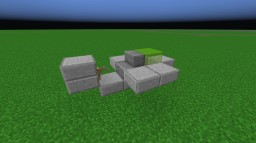 Martian Hover Bike Minecraft Project