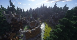 Crumwood - A Nordic Village Minecraft Map & Project