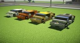 Lamborghini Car Pack Minecraft