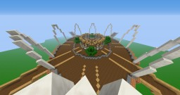 My hub on my server Minecraft Map & Project