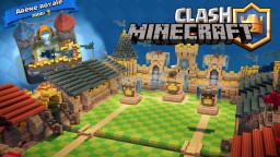 Clash Royale - Arene Royale Minecraft Project