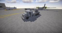Nexter Caesar Artillery (Self Propelled Howitzer) Minecraft Project