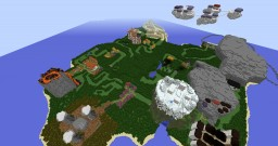 Pixelmon Region Map - Download Minecraft Map & Project