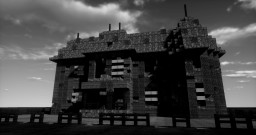 Creepy house Minecraft Map & Project