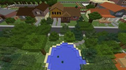 Periltse City - Northeast Stonegate Minecraft Project