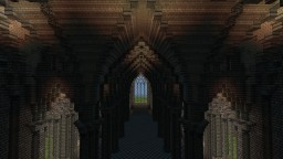 Gothic Tutorial Series: The Pointed Arch Minecraft Map & Project