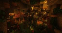 -=- Shangri'La -=- Minecraft Map & Project