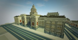 The Capitol Hall Minecraft Project