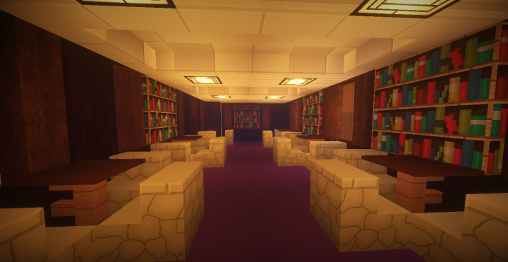 First class library