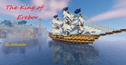 The King of Erebor Minecraft Map & Project