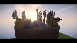 Bowl Reef Minecraft Map & Project