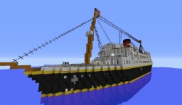 SS Kalkar Minecraft