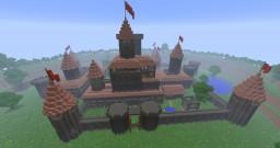 Zelda Map: Link's Adventure Minecraft