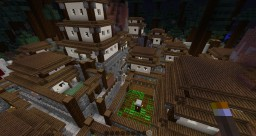 Semai Tori Village Minecraft Project