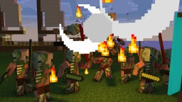 [Game] The Battle of Mill Island Minecraft Blog Post