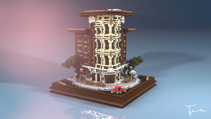 Render by Indraft