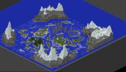 Ocean Island's of Miris Minecraft