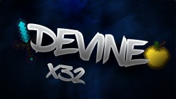 Devine | A Elite PvP Texture Pack [16x] [1.7-1.8] [Blue/Cyan] Minecraft Texture Pack