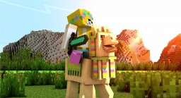 Happy Easter Easter Lily and llama going to a new land!!!  {Lola}