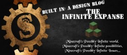 {S} Built In: a design blog ~ The Infinite Expanse Minecraft Blog