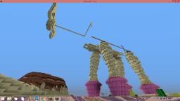 The Divine Beasts Minecraft