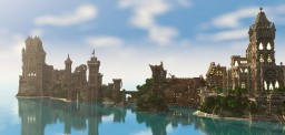 Lothaven : Medieval City Minecraft Map & Project