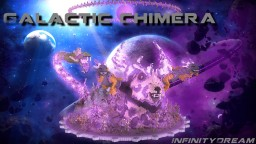 Galactic Chimera. Minecraft Map & Project
