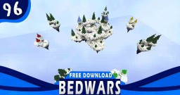 Minecraft BedWars Map with FREE Download (96)