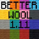 1.12 Wool for 1.11 Minecraft Texture Pack