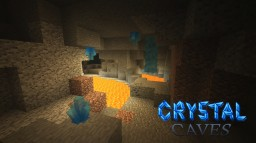 [1.11.2] Crystal Caves Minecraft Mod
