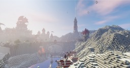 Avalon: Shattered Future MMORPG (Questing, Epic Boss Teamfights, Survival) Minecraft Server