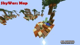 SkyWars Paradies MAP+SCHEMATIC Minecraft Project