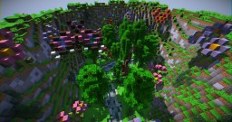 Spring Waiting Lobby | (Download) Minecraft Project
