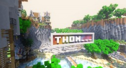 Split Village Minecraft