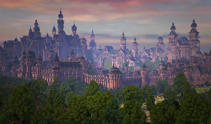With hundreds of blocks geared towards achieving small details, Minecraft worlds will look far more immersive than ever before.