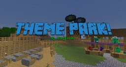 Theme Park Minecraft Project