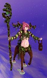 Elune, Nature's Guardian Minecraft Project