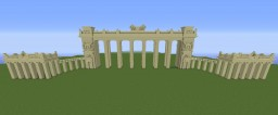 Gate of the USSR Minecraft Project