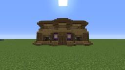 The DawnFlower barrack. Minecraft Map & Project
