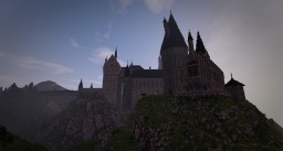 My Hogwarts School of Witchcraft and Wizardry Minecraft Project