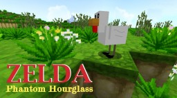 Zelda : Phantom Hourglass Minecraft Texture Pack