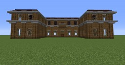Wayne Manor & Batcave Minecraft Map & Project