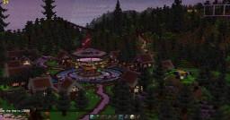 Survival Games map! 'Sequoia Village' Minecraft Project