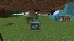 Automatic botania flower maker Minecraft Project