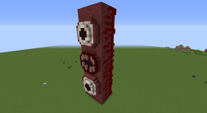 Minecraft Wall Of Flesh