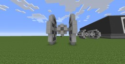 imperial tie fighter hanger bay Minecraft Map & Project