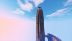 Nina Towers- Hong Kong Minecraft